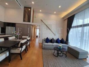 For RentCondoSukhumvit, Asoke, Thonglor : For Rent Siamese Exclusive Sukhumvit 31 (140 sqm.)