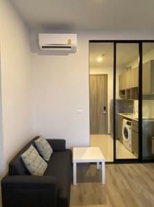 For RentCondoKasetsart, Ratchayothin : 🔥Condo for rent [Knightbridge Kasetsart Society] furniture + complete electrical appliances 🔥 1st hand room !!!🔥