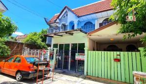 For SaleTownhouseNawamin, Ramindra : Townhouse 2 floors, Sena Villa Village 4, Ramintra Rd., Samwa West, Khlong Sam Wa, Bangkok