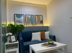 For SaleCondoBangna, Lasalle, Bearing : For sale, beautiful room, Lumpini, Mega City, Bangna, 23 sqm., 8th floor, Building D, ready to sell immediately Phat. 093-5462979