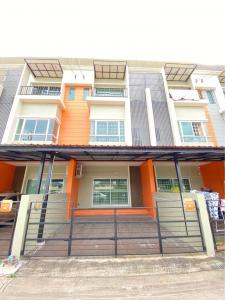For RentTownhouseRamkhamhaeng,Min Buri, Romklao : townhome for rent Nalin Avenue 3 AOL-F68-2107004249.