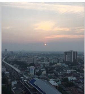 For RentCondoThaphra, Wutthakat : The president ติดสถานี้บางหว้า เดินมางสะดวกมีทั้ง BTS และ MRT 1BR ชั่น 28 วิวดี เฟอร์ครบ ฟรีไวไฟ และ เคเบิ้ล