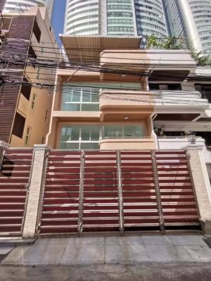 For SaleHome OfficeSukhumvit, Asoke, Thonglor : Sale Home Office Asoke + Elevator Service