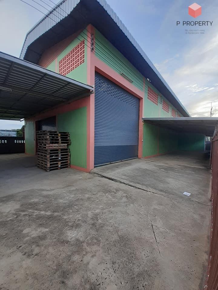For RentWarehouseRangsit, Patumtani : Warehouse and office for rent, Lat Lum Kaeo, Pathum Thani, size 240 sq m.