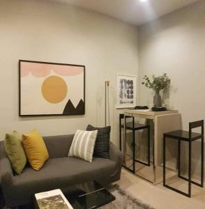 For RentCondoSukhumvit, Asoke, Thonglor : M Thonglor 10, fully furnished, ready to move in Special price during covid!! 🔥 For Rent 🔥