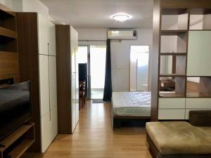 For RentCondoRama9, RCA, Petchaburi : Supalai Park Asoke-Ratchada, studio room, central location Special price during covid!! 🔥 For Rent 🔥