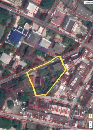 ขายที่ดินสุขุมวิท อโศก ทองหล่อ : Land for Sale Sukhumvit 63 Ekamai, 1920 SQM