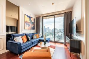 เช่าคอนโดสุขุมวิท อโศก ทองหล่อ : Rental : Ultra Luxury Condo , Khun By You , Thonglor BTS , 2 Bed 2 Bath , 83 sqm , High Floor  🔥🔥Rental : 120,000 THB / Month. 🔥🔥
