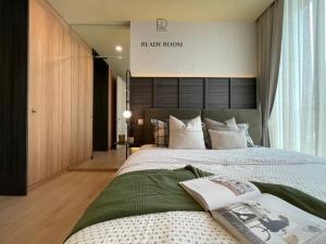 For RentCondoSukhumvit, Asoke, Thonglor : @condorental Noble Recole Sukhumvit 19 for rent, beautiful room, good price, ready to move in!!