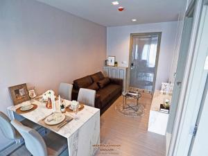 เช่าคอนโดพระราม 9 เพชรบุรีตัดใหม่ : !!!ด่วนน  ปล่อยเช่า Life Asoke พระราม 9  2 ห้องนอน 1 ห้องน้ำ  40 ตร.ม ชั้น 24 เพียง 22,000 บาท