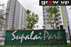ขายคอนโดพระราม 5 ราชพฤกษ์ บางกรวย : GPS11624 :  Supalai Park Tiwanon (ศุภาลัย ปาร์ค แยกติวานนท์)  For Sale  1,590,000   bath💥 Hot Price !!! 💥
