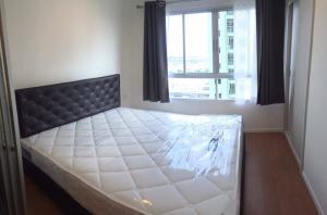 For RentCondoRattanathibet, Sanambinna : F3281161 Condo for rent, Lumpini Park, Rattanathibet-Ngamwongwan, size 26 sq. m., floor 26, building D