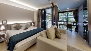 For RentCondoSukhumvit, Asoke, Thonglor : Free Wifi! 1BR at Urbitia Thong Lo by Nestcovery Realty