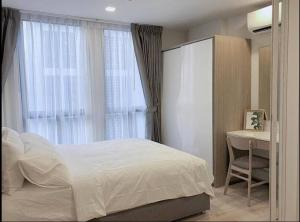For RentCondoOnnut, Udomsuk : LC-R400 Condo Chambers Onnut Station for rent, only 230 m. to BTS On Nut, Century, Lotus.