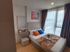 For RentCondoThaphra, Wutthakat : LC-R568 🔴🔴🔴 For rent The Privacy Thapra Interchange, beautiful room, fully furnished, can move in with a bag 🔴🔴🔴 New room in The Privacy Thapra project, only 100 meters from MRT Tha Phra (12,000 baht/month)