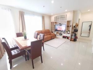 For SaleCondoRama9, RCA, Petchaburi : Villa Asoke condo for sale and rent