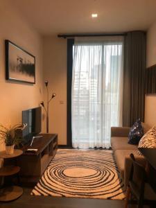 For RentCondoSukhumvit, Asoke, Thonglor : Edge Sukhumvit 23 for rent 1 bedroom 33 sq.m. fl.4 Fully furnished, Ready move in near BTS Asoke