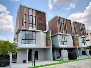 ขายบ้านบางแค เพชรเกษม : บ้าน Modern Luxury ใกล้ MRT ราคาถูกที่สุด 3แปลงสุดท้าย