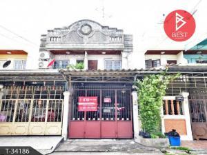 For SaleTownhouseBangna, Lasalle, Bearing : Townhouse for sale Phairot Village, Bangna, Bangkok