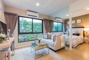 For SaleCondoSukhumvit, Asoke, Thonglor : The Nest Sukhumvit 22 is the owner of a condo near BTS Asoke, a luxury condo in New York style, decorated in post-modern style.