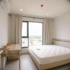 For RentCondoOnnut, Udomsuk : ‼️For rent, very good price, during the covids!!️ Condo Life Sukhumvit 62, new room, very beautiful, only 260 meters from bts #fully furnished, ready to move in, only 12,000 baht