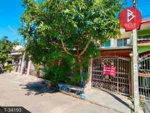 For SaleTownhouseSamrong, Samut Prakan : Townhouse for sale KC Modern Ville Pracha Uthit-Khu Sang Samut Prakan