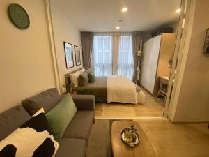 ขายคอนโดอ่อนนุช อุดมสุข : 🚩🚩🚩โปรโมชั่นสุดโหดสู้โควิท For Sale !! Chambers On Nut Station 1 bedroom 26.46 sqm Fully furnished 🆕🆕