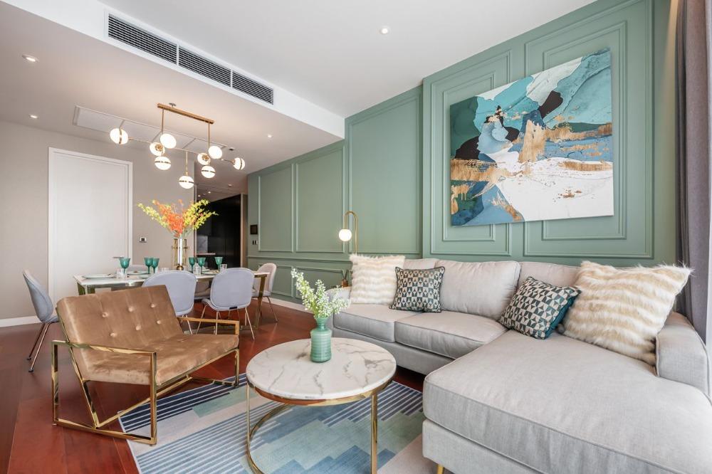 เช่าคอนโดสุขุมวิท อโศก ทองหล่อ : ✅ For Rent ** KHUN by YOO , 2 bedrooms Luxury Condo in Thonglor **