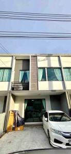 For RentTownhouseRangsit, Patumtani : House for rent with furniture Pleno Project Phahonyothin-Rangsit