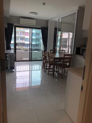 For RentCondoChengwatana, Muangthong : Condo for rent, Summer Garden Chaengwattana 19, pool view, 2 bedrooms, 2 bathrooms.