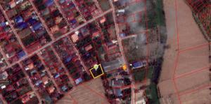 ขายที่ดินนครปฐม พุทธมณฑล ศาลายา : ขายที่ดินเปล่ากำแพงแสน ใกล้โรงเรียนการบินกำแพงแสน นครปฐม