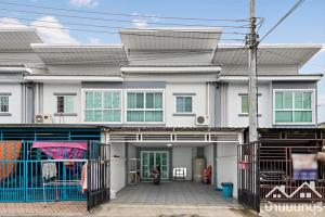 For SaleTownhouseVipawadee, Don Mueang, Lak Si : Townhome 2 floors, Sucharee Ville, Don Mueang-Chaengwattana-Songprapha, good location, convenient transportation