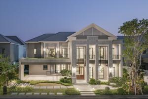 For RentHouseBangna, Lasalle, Bearing : เช่าบ้านเดี่ยวแบริ่ง พื้นที่ 664 ตารางเมตร  For Rant Super Luxury House in Bearing , 4 Bed 5 Bath , 664 sqm , 3 Parking Lot