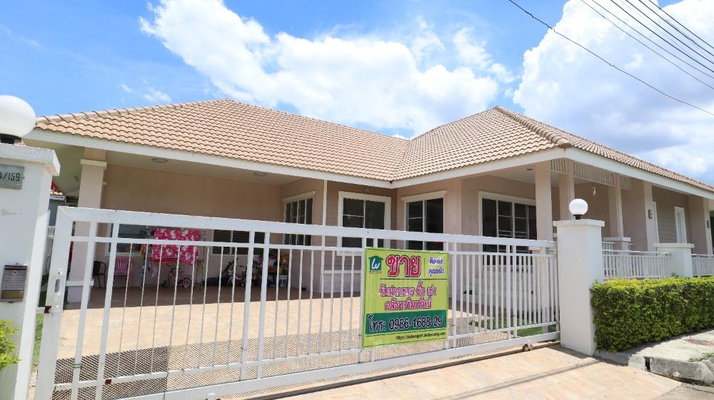 ขายบ้านเชียงใหม่ : ขายบ้านเชียงใหม่ ชั้นเดียวใหม่มาก ถูกที่สุด 4น4น 303ตรม 120ตรว ติดถ.วงแหว ใกล้แยกแม่กวง ม.กุลพันธ์วิลล์15 คุณหมิว0986168829