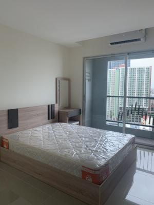 For RentCondoPattanakan, Srinakarin : Askan Condo, new room, 7000 baht.