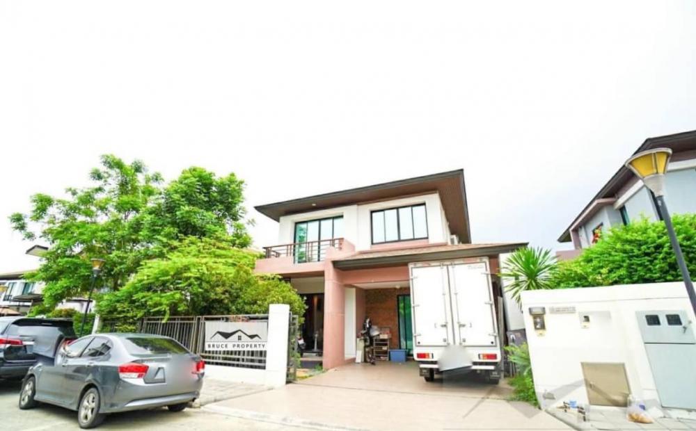 For RentHouseRamkhamhaeng Nida, Seri Thai : House for rent, Aqua Divina, Ramkhamhaeng 94.