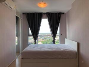 For RentCondoBang kae, Phetkasem : W0633 Condo for rent, Fuse Sense Bangkae, 1 bedroom 1 bathroom Room size 27 sq.m, 12th floor, fully furnished