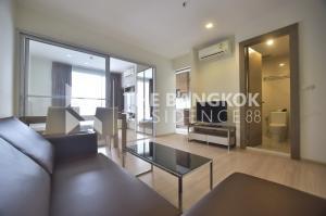 For SaleCondoRatchadapisek, Huaikwang, Suttisan : Best Deal!! 35 sq.m. Fully Furnished Near MRT Huai Khwang - RHYTHM Ratchada-Huaikhwang @3.99MB