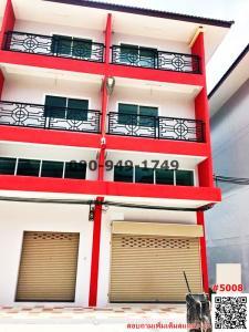 เช่าตึกแถว อาคารพาณิชย์บางแค เพชรเกษม : ให้เช่า อาคารพาณิชย์ 3 ชั้น สำเพ็ง 2 ตรงกัลปพฤกษ์