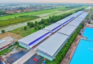 For RentWarehouseRangsit, Patumtani : Warehouse for rent, warehouse, Lam Luk Ka Khlong 7, Pathum Thani, area 500 and 1000 sq.m.