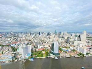 ขายคอนโดวงเวียนใหญ่ เจริญนคร : 🌈For Sale Magnolias Waterfront Residences (Icon Siam) 🔮