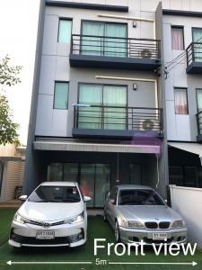 For RentTownhouseOnnut, Udomsuk : ให้เช่า ทาวน์เฮ้าส์ 3 ชั้น พระราม 9 - อ่อนนุช