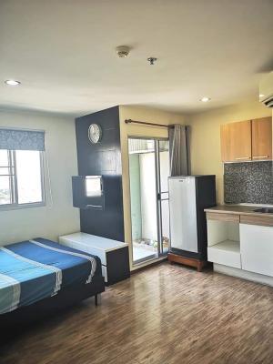For SaleCondoNawamin, Ramindra : คอนโดลุมพินีคอนโดทาวน์ นวมินทร์-รามอินทรา อาคาร D   ชั้น 16   พื้นที่  23  ตารางเมตร (วิวเมือง)1,050,000 บาท