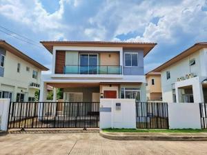 For SaleHouseRamkhamhaeng,Min Buri, Romklao : ขายบ้านเดี่ยว พาร์คเวย์ แอทอีซ รามคำแหง 190/1 Parkway @Ease Ramkhamhaeng
