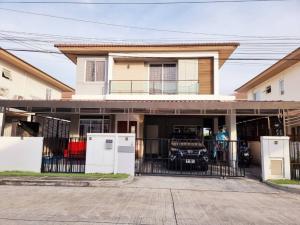 For SaleHouseRamkhamhaeng,Min Buri, Romklao : ขายบ้านเดี่ยว พาร์คเวย์ แอทอีซ รามคำแหง 190/1