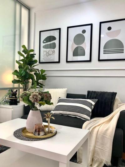 ขายคอนโดบางนา แบริ่ง : 🔥 ห้องสวยพร้อมอยู่ โครงการคอนโด ลุมพินี เมกะซิตี้ บางนา(ทำเลใกล้ห้างเมกะ บางนา)