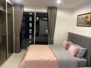 For RentCondoBang Sue, Wong Sawang : ให้เช่า ห้องใหม่ ราคาถูก Ideo Mobi บางซื่อ ราคา 9,500 บาท  พร้อมชุดเฟอร์ ติดต่อ 0869017364