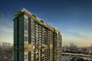 For SaleCondoLadprao, Central Ladprao : 1นอนใหญ่ 41ตรม, ราคาเพียง 4.xบาท, มีเงินใช้ได้คืน3แสนบาท