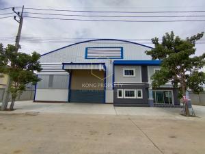 เช่าโรงงานนครปฐม พุทธมณฑล ศาลายา : ให้เช่าโรงงาน โกดัง สร้างใหม่  อ.บางเลน จ.นครปฐม การเดินทางสะดวก ติดถนนใหญ่ Factory for rent, warehouse, Bang Len District, Nakhon Pathom Province.