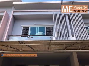 For SaleTownhousePattanakan, Srinakarin : Townhouse [The Exclusive Pattanakarn44] 3 km.from Thonglor
